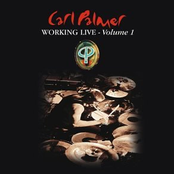 Carl Palmer: Working Live, Vol. 1