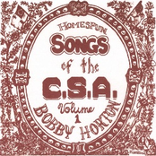 Homespun Songs of the Confederate States of America