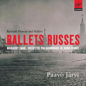 Paavo Jarvi: Russian Dances And Ballets
