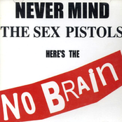NEVER MIND THE SEX PISTOLS HERE'S THE NO BRAIN