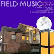 Field Music - Another Shot EP Artwork