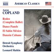 Detroit Symphony Orchestra: Copland: Rodeo, Dance Panels, El Salón México & Danzón Cubano