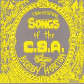 Homespun Songs of the C.S.A., Volume 5
