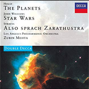 Los Angeles Philharmonic: Holst: The Planets / John Williams: Star Wars Suite / Strauss, R.: Also sprach Zarathustra