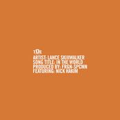 Lance Skiiiwalker: In the World (feat. Nick Hakim) - Single