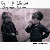 Fontaines D.C.: Chequeless Reckless / Boys In the Better Land