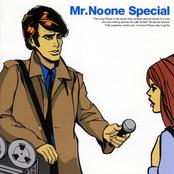 Mr.Noone Special(通常盤)