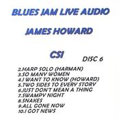 James Howard: Blues Jam Live Audio: James Howard