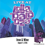Live at Lollapalooza 2006: Iron & Wine
