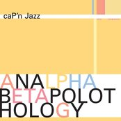 Album cover of Analphabetapolothology, by Cap'n Jazz