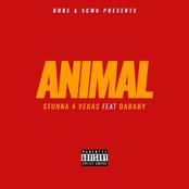Stunna 4 Vegas: Animal (feat. DaBaby) - Single