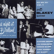 A Night at Birdland, Volume 1