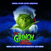 Jim Carrey: Dr. Seuss' How the Grinch Stole Christmas (Original Motion Picture Soundtrack)