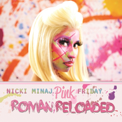 Pink Friday ... Roman Reloaded cover art