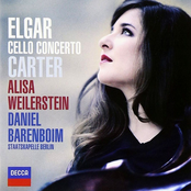 Alisa Weilerstein: Elgar & Carter Cello Concertos