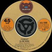 Foghat: Slow Ride / Save Your Loving [For Me] [Digital 45]