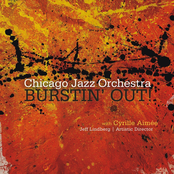 Chicago Jazz Orchestra: Burstin' Out! (feat. Cyrille Aimee)
