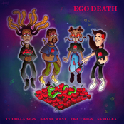 Ty Dolla Sign: Ego Death (feat. Kanye West, FKA twigs & Skrillex)