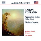 Copland: COPLAND: Appalachian Spring / Clarinet Concerto / Quiet City