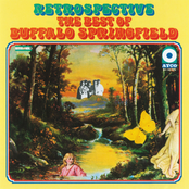The Best of Buffalo Springfield: Retrospective cover art