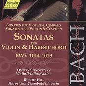 Dmitry Sitkovetsky: Johann Sebastian Bach: Sonatas for Violin & Harpsichord, BWV 1014-1019