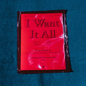 I Want It All - Single