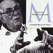 Xavier Montsalvatge: Complete Works for Piano