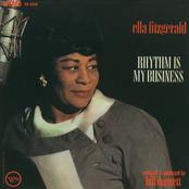 Ella Fitzgerald - Rhythm is My Business Artwork