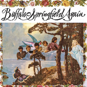 Buffalo Springfield Again cover art