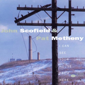 John Scofield: I Can See Your House from Here