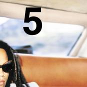 Lenny Kravitz: 5