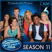 American Idol Top 6: Contestant's Choice - Season 11 - EP