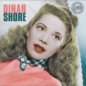 Dinah Shore - Legendary Song Stylist