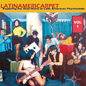 Latinamericarpet: Exploring The World Of Latin American Psychedelia Vol. 1