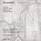Arvo Part: Te Deum