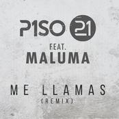 Piso 21: Me Llamas (feat. Maluma) [Remix]
