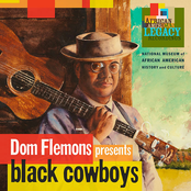 Dom Flemons: Black Cowboys