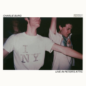 Charlie Burg: Live in Peter's Attic