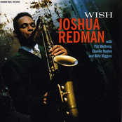 Joshua Redman: Wish