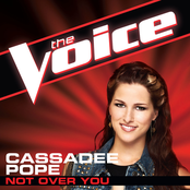 Not Over You (The Voice Performance) - Single