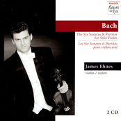 James Ehnes: Bach: The Six Sonatas & Partitas for Solo Violin
