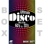 Ultimate Disco Hits of the 70's and 80's Box Set ジャケット写真