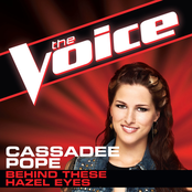 Behind These Hazel Eyes (The Voice Performance) - Single