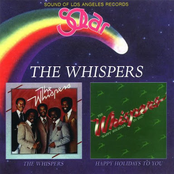 The Whispers: The Whispers / Happy Holidays to You
