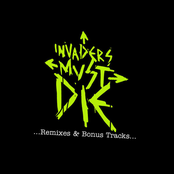 Invaders Must Die Deluxe Album