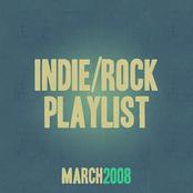 Indie/Rock Playlist: March (2008)
