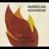 American Aquarium: Burn. Flicker. Die.