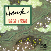 Hank: Hank Jones Solo Piano