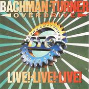 Live! Live! Live! cover art