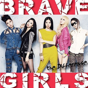 Brave girls : the Difference